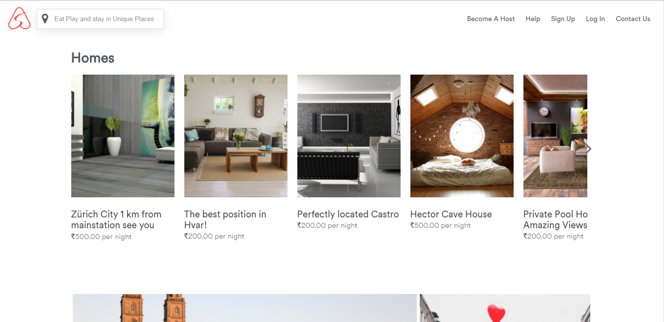 Airbnb Clone | Vacation Rental Script | Best Airbnb Clone For $399